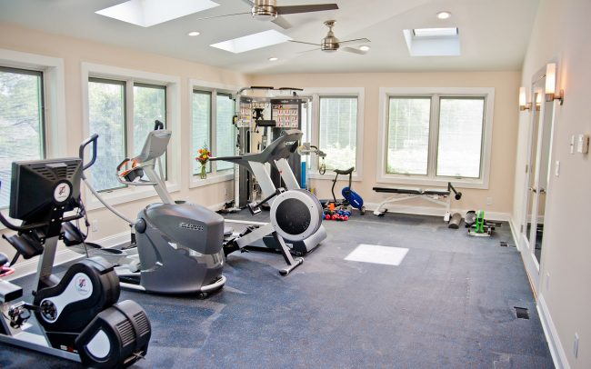 Gym Renovations In NJ