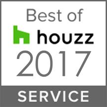 Best of Houzz 2017 service