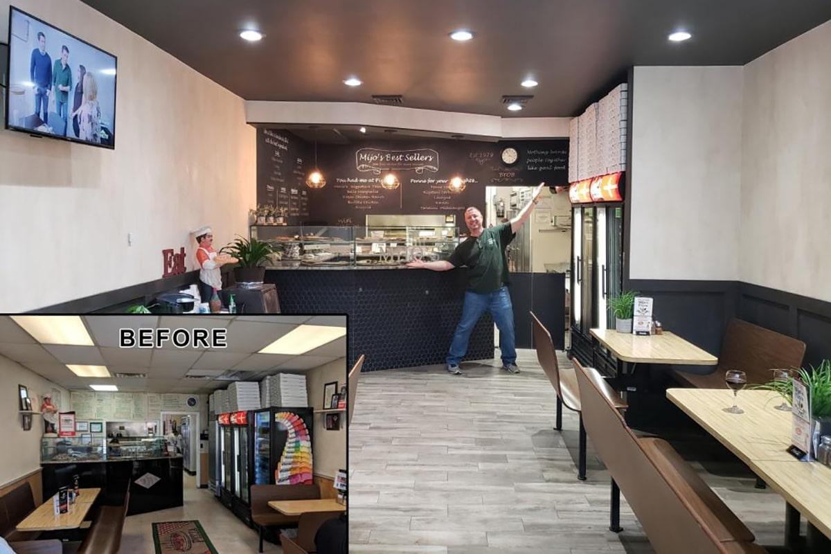 Restaurant Remodeling New Jersey